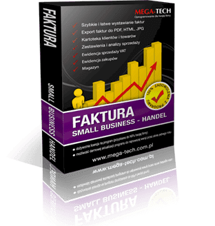 Faktura Small Business Handel