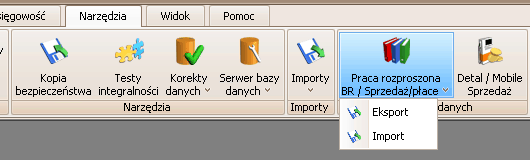 import z pliku xml comarch optima