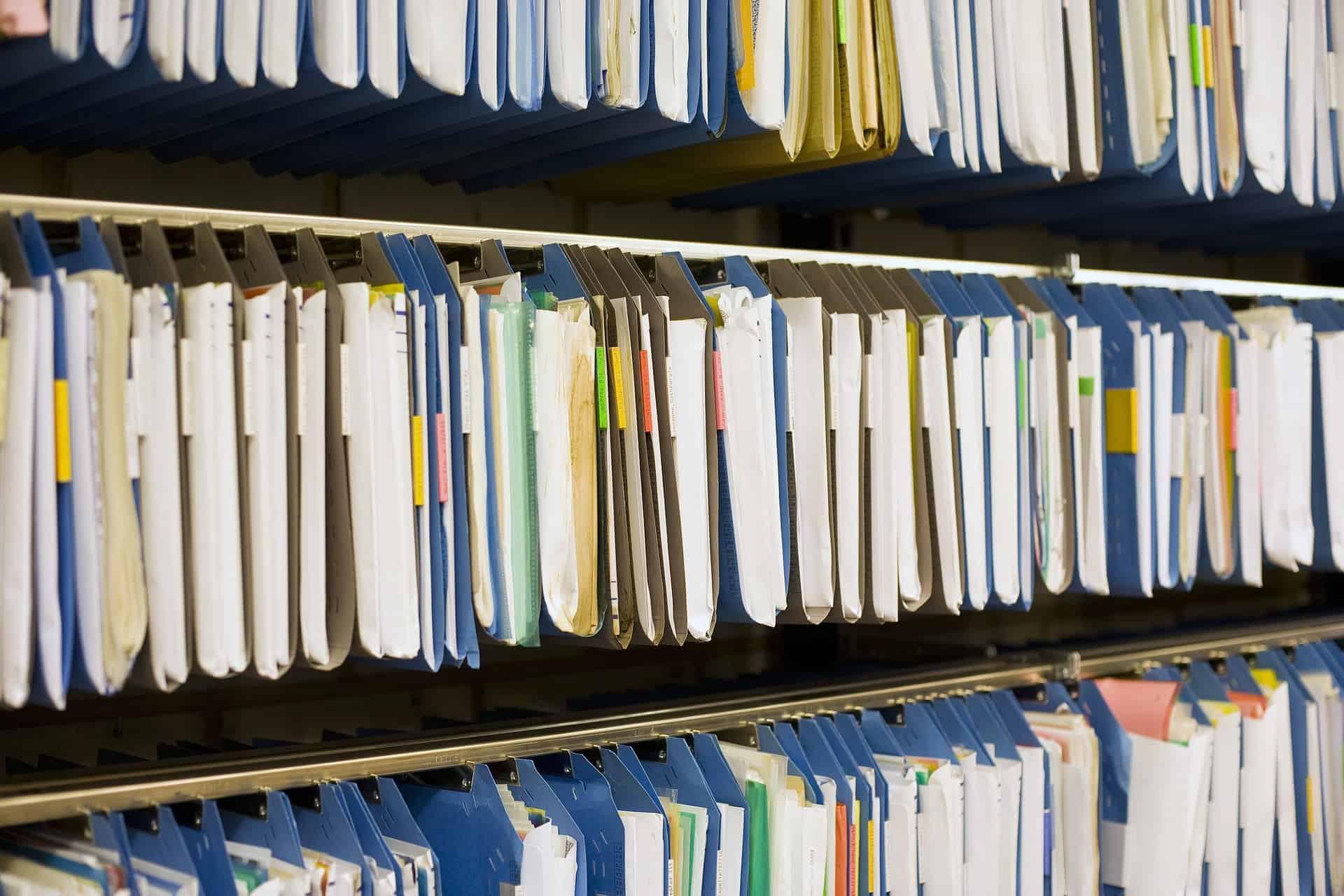 przechowywanie dokumentacji pracowniczej