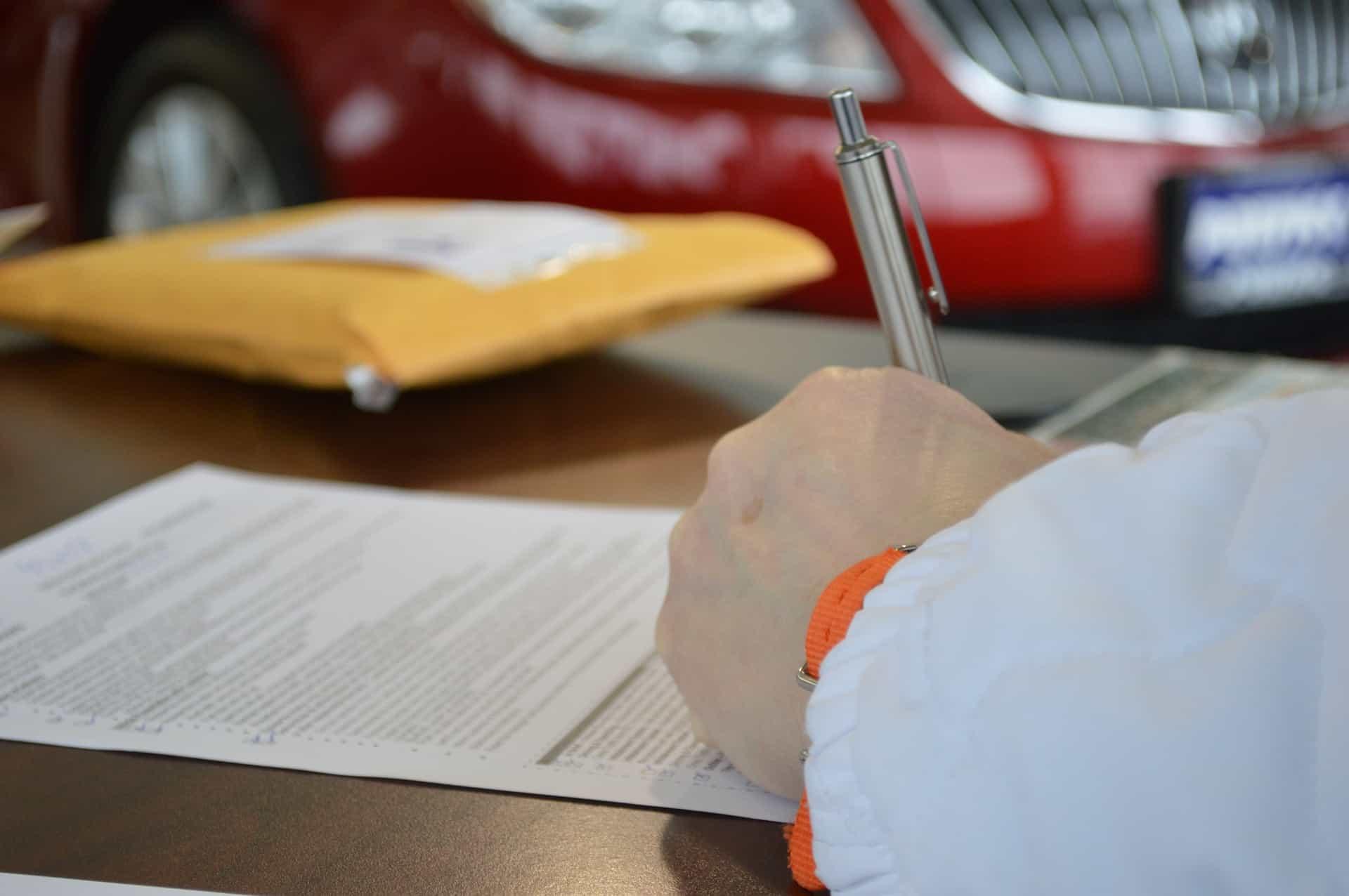podpis osobisty
